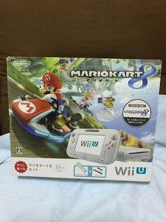 Wii U 32g 瑪利歐賽車同捆機