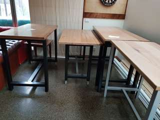 Bar table island bench