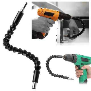 295mm Flexible Shaft Screwdriver  for Electronic Drill Bit Holder Connection Rod