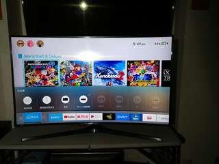 Samsung UA49KU6900 49吋 曲面 HDR 4k smart tv