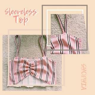 Sleevless Top