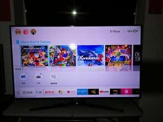 Samsung UA55MU6300 55吋 HDR 4k smart tv 電視
