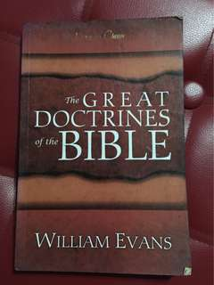 The Great Doctrine Bible