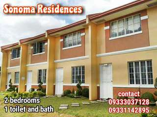 Sonoma Residences Townhouse in Bulacan