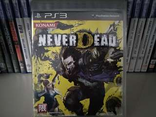 PS3 - Never Dead