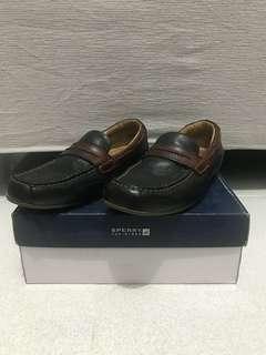 Sperry Top-Sider - Navigator Black / Amaretto Shoes