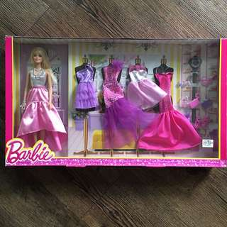 Barbie Red carpet Looks