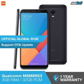#18 Xiaomi Redmi 5 Plus 3GB RAM 32GB ROM