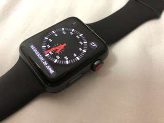 Apple Watch Series 3 42mm GPS+Cellular A1861
