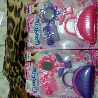 2 Packs Of New Toys For Girls