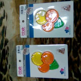 2 PCs Teether For Babies