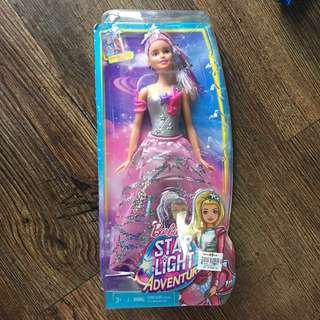 Barbie Starlight Adventure Gown Doll