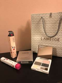 Laneige Eye and Lip Set
