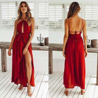mura maxi dress