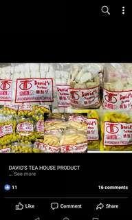 david tea house negosyo pack