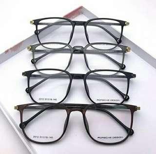 Kacamata gaya lensa baca