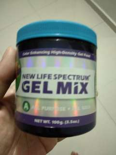 Gel mix -high density gel food