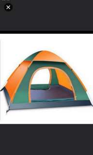 Brand new outdoor tent/best picnic tent/camping tent with 2*2m big space( fit for 4 people)
