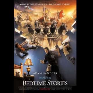 [Rent-A-Movie] BEDTIME STORIES (2008)