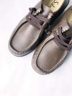 💜 Brown Oxford Shoes