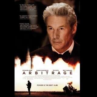 [Rent-A-Movie] ARBITRAGE (2012)