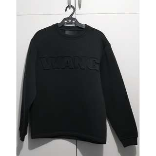 Alexander Wang x H&M Scuba Sweatshirt Medium