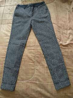 Mango suit trousers navy original size 36