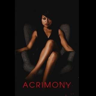 [Rent-A-Movie] ACRIMONY (2018)