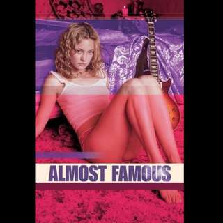 [Rent-A-Movie] ALMOST FAMOUS (2000)