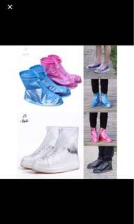 Re-stock shoe cover