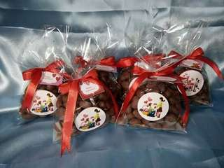 Candies and Chocolate Cookies