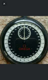 Omega stop watch working condition gd