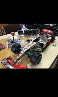 麥拿倫一級方程式模型跑車