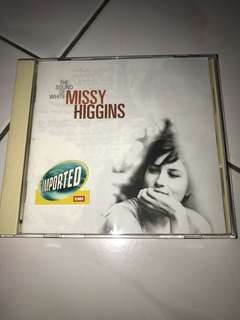 Missy Higgins - The Sound of White (Used)
