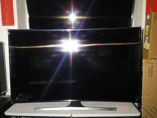 Samsung 48吋 曲面 4K Smart tv UA48JU6800