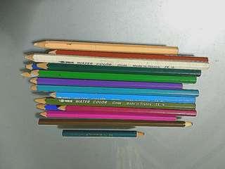 Pensil warna conte