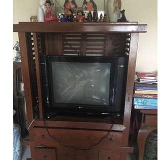 Rak TV Jati antik