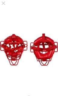 Supreme catcher's mask