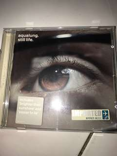 Aqualung - Still Life (Used)