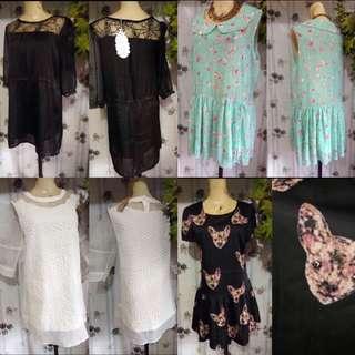 Sale!korean dresses