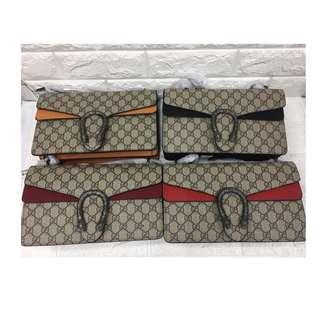 Gucci Dionysus Designer Bag- AUTHENTIC
