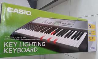 Casio Portable Keyboard LK - 130