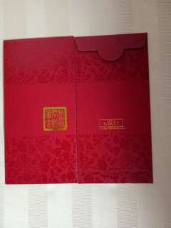 5🌟Grand Hyatt Singapore Red Packets (2nos)