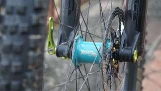 650b wheelset Onyx hubs