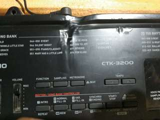 Casio CTK3500