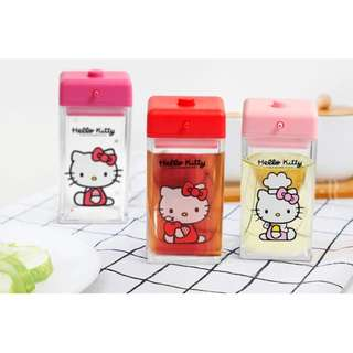 Shop : 1 pc HELLO KITTY CONDIMENTS SPICE HOLDER CONTAINER