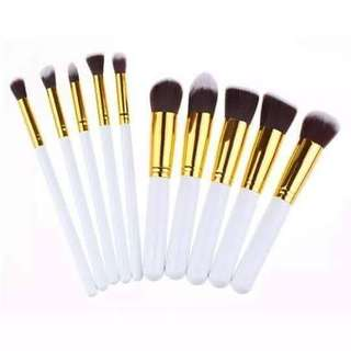 Make Up Brush Set 10pcs
