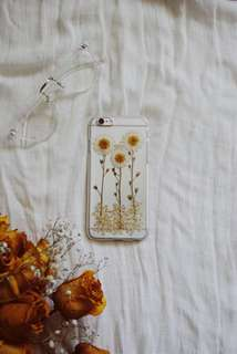 Pressed 🌼 Flowers 🌼 iPhone 6 Case