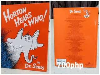 Dr. Seuss - Horton Hears a Who!