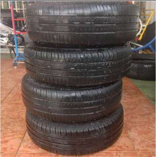 2Pcs Tayar Second R13 For Sale! URGENT!!